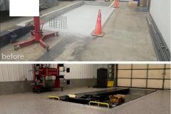 garage floor epoxy cost minneapolis