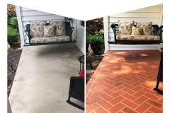 colored concrete patio minneapolis