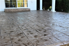 stained concrete patio minneapolis